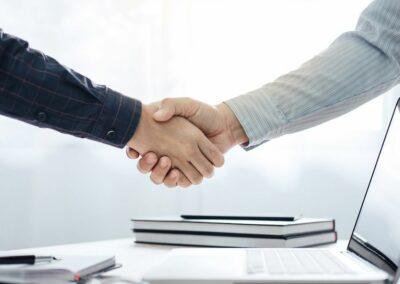 Medical Waste OKC Handshake Partnership